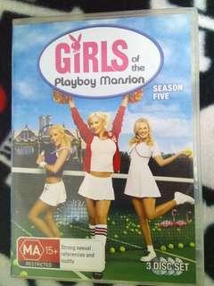 Girls of the Playboy Mansion - Season 5