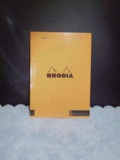 🚚 RHODIA法國橫線筆記本