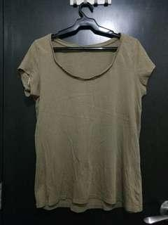 Olive green top. 50 only?