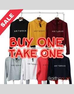 HRTBRKR JACKET (BUY 1 TAKE 1 PROMO) ♥️