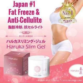 🚚 Ranked #1 in Cosmo Nippon 🇯🇵! Haruka Slim Gel ハルカスリミング•ジェル