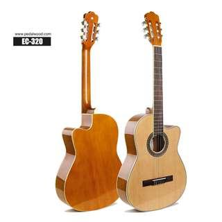 Classical Guitar with free gift. 4/4 size