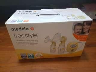 Medela Freestyle with local extended warranty (20 months left)