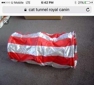 Cat tunnel royal canin