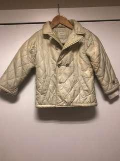 🚚 小朋友白色外套