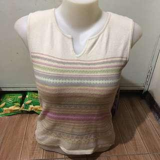 Comfy sleeveless from Japan (Small to Medium size)