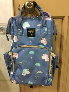 Sunveno Diaper Unicorn Bag
