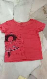 Endo Girl T shirt 3-4 Years