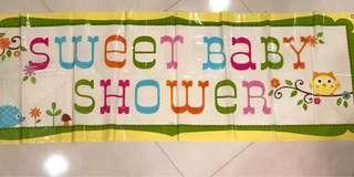 BN Baby Shower Banner