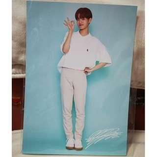 Wanna One Lee Dae Hwi Pop Up Store Post Card