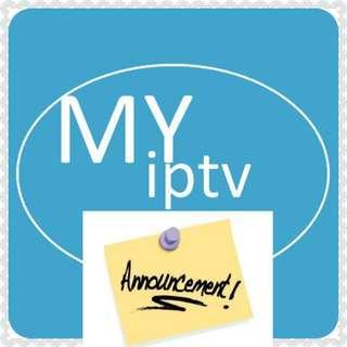 MYIPTV 4K update