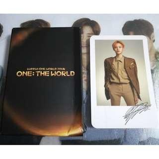 Wanna One One:The World Concert Lee Dae Hwi Polariod