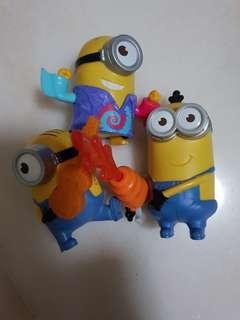 Minion mcdonalds