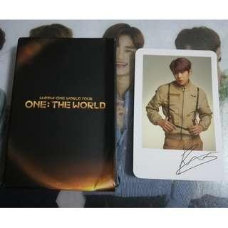 Wanna One One:The World Concert Park Woo Jin Polariod