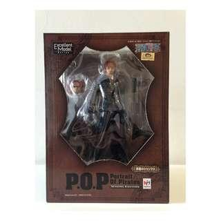 OnePiece Official Shanks Figure