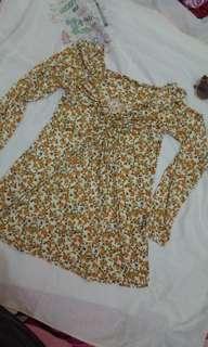 Baju bkk bunga