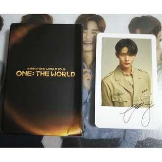 Wanna One One:The World Concert Bae Jin Young Polariod