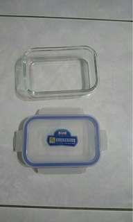 二手玻璃保鮮盒