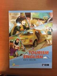 🚚 Tourism English(附CD)