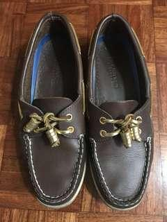Sperry Boat Shoes Classic Brown