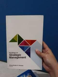 Readings on Strategic Management