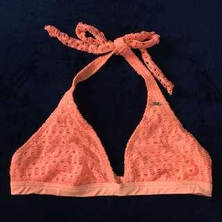 (L017) Roxy Crochet Bikini Top
