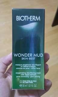 Biotherm Wonder Mud Oxygenating Mask