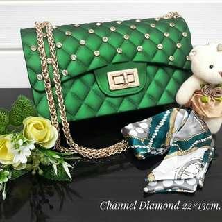 Chanel diamond import