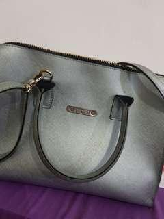 Grey Sling Bag Preloved