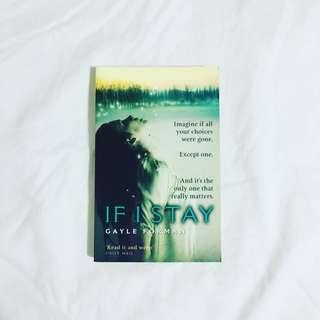 If I Stay Gayle Forman