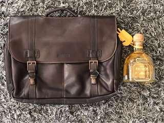 Repriced❗️❗️❗️Kenneth Cole Reaction Leather bag
