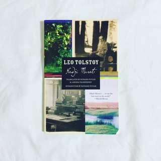 Leo Tolstoy final novella