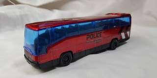 1:60 diecast Mercedes-Benz MB0304 bus by Weekly in SOC livery