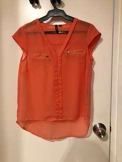 MNG Orange Top (US S)