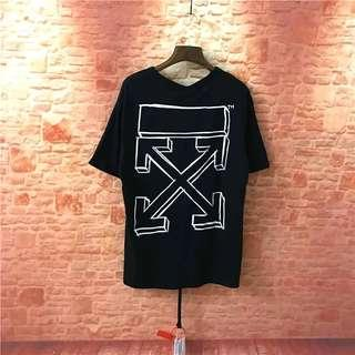 Off-White c/o Virgil Abloh Marker Arrows T-Shirt