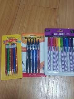 Writing tool bundle
