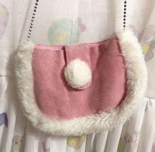 🚚 粉粉毛毛小包
