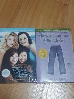 Ann Brashares 2pcs Book Bundle