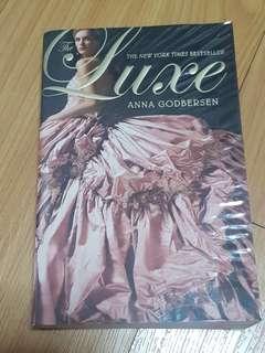 Luxe Anna Godbersen