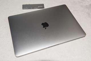 Macbook Pro 13-inch 2017 noTouch Bar i7 16GB RAM 512GB SSD