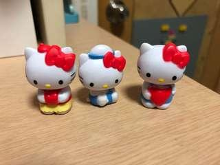 朱古力蛋蛋 Hello Kitty小擺設