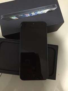 iPhone5 16GB selling cheap