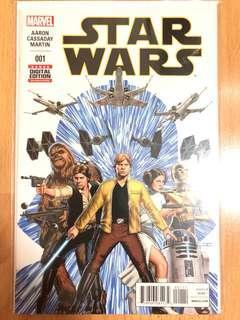 Star Wars #1 (Marvel)