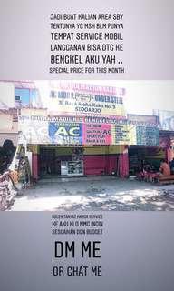 Bengkel Service dan Variasi Mobil Putra Madiun Jaya