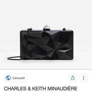 Charles Keith Minaudre