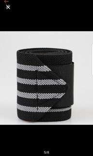 wrist support for weightlifting or badminton