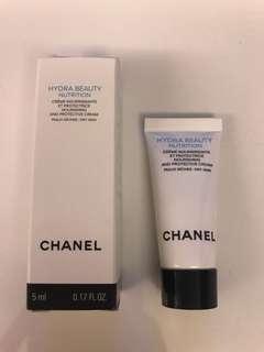 Chanel hydra beauty nourishing & protective cream