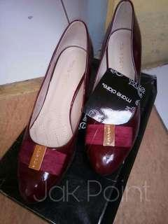 Marie Claire Mid Low Heels Shoes