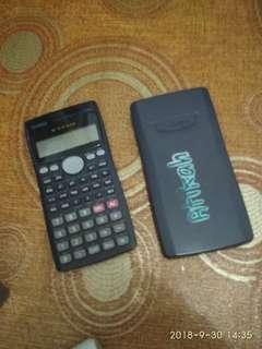 Scientific Calculator atikah rosak