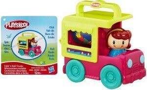Playskool Fold 'n Roll Trucks